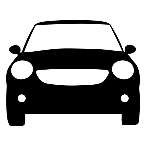 5bc4cfaada0c04dcd3228fb386b909d1-city-car-front-view-silhouette-by-vexels.png
